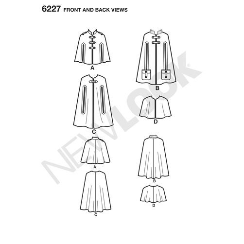 https://sewingpatternsonline.com.au/wp-content/uploads/2016/06/newlook-jackets-coats-pattern-6227-front-back-view.jpg