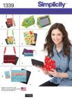 Simplicity Sewing Pattern 1339 - Covers for Tablet, E-Reader and Phone
