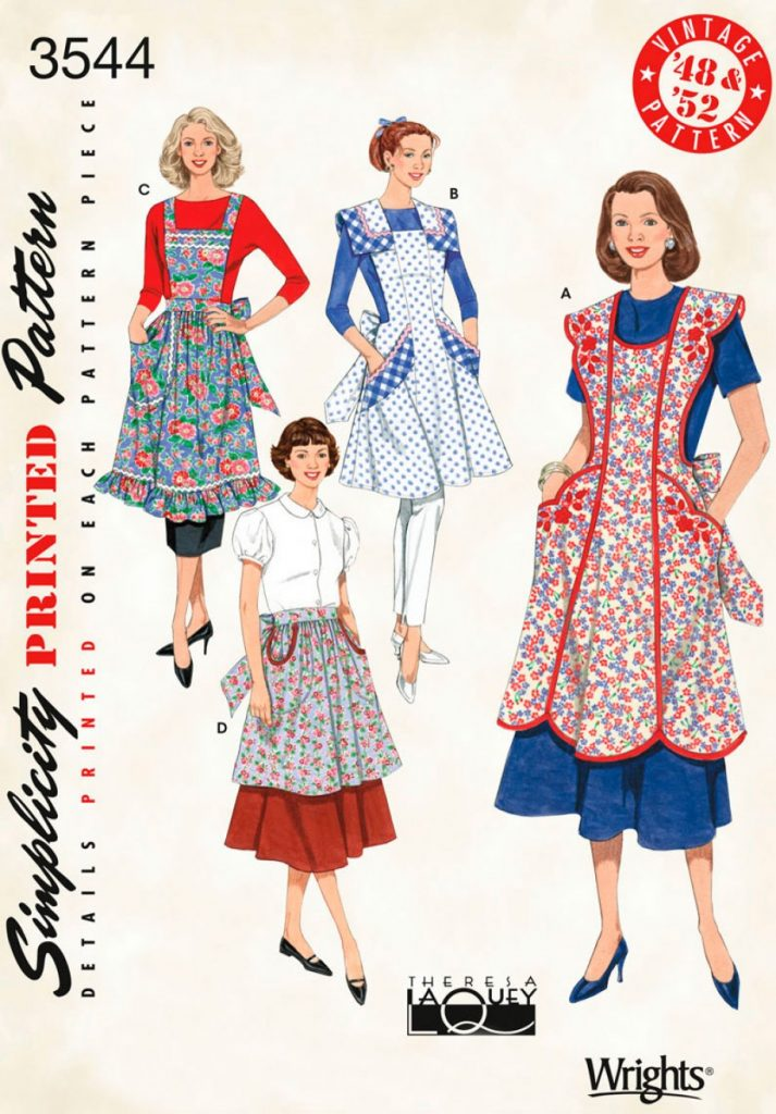Discontinued Simplicity Sewing Pattern 3544 Misses