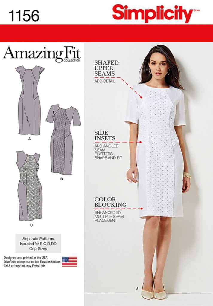 Discontinued) Simplicity Sewing Pattern 1156-AA - Misses and Miss ...