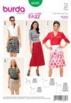 Burda Style Sewing Pattern - 6682 - Skirts