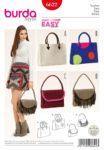 (Discontinued) Burda Style Sewing Pattern - 6622 - Creative