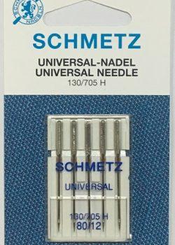 Schmetz Machine Needle - Universal 130/705H 80/12