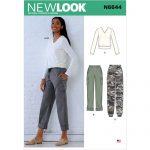 New Look Pattern n6644_envelope_front