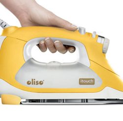 Oliso Smart Iron Legs Up