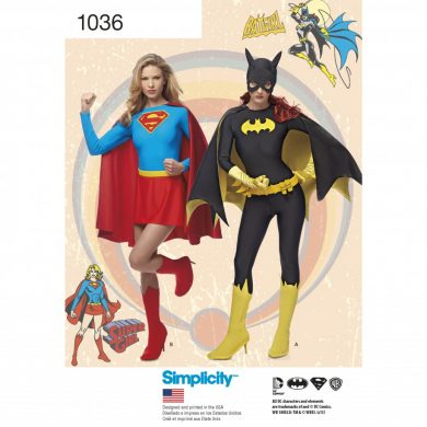 Simplicity Sewing Pattern - 1036-R5