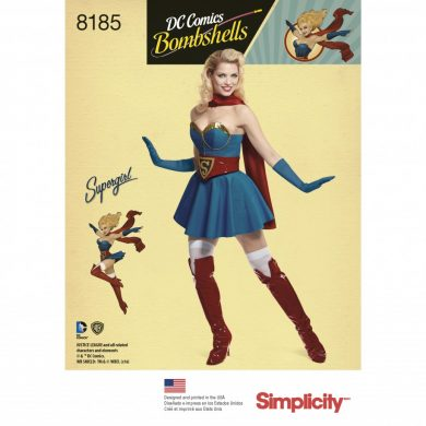 Simplicity Sewing Pattern - 8185-R5