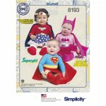Simplicity Sewing Pattern - 8193-A