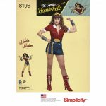 Simplicity Sewing Pattern - 8196-R5