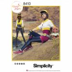 Simplicity Sewing Pattern 8410-H5 - Trainer Costume