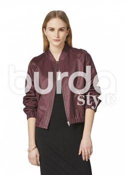 Burda Style Sewing Pattern - 6478 - Misses' Jackets