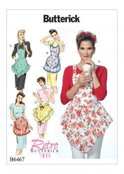 Butterick Sewing Pattern - Women's/Women's Petite Shirt, Top, Tunic, Dress, Skirt & Pants - B6467-MISS
