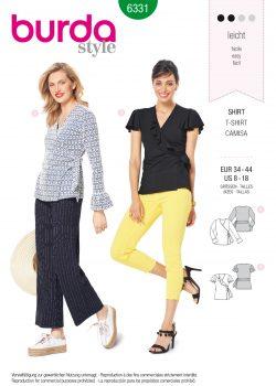 Burda Style Pattern - B-6331