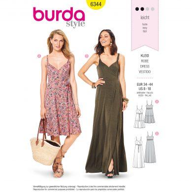 Burda Style Pattern - B-6344