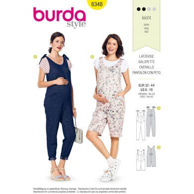 Burda Style Pattern - B-6348