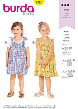 Burda Style Pattern - B-9320