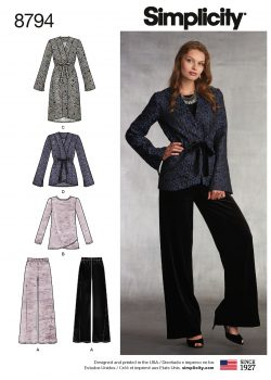 Simplicity Sewing Pattern - 8794-U6