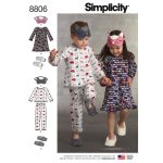 Simplicity Sewing Pattern - 8806-A