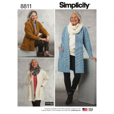 Simplicity Sewing Pattern - 8811-A