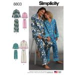 Simplicity Sewing Pattern - 8803-A