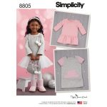 Simplicity Sewing Pattern - 8805-A
