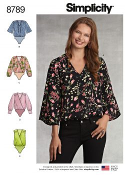 Simplicity Sewing Pattern - 8789-A
