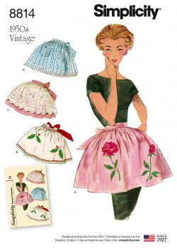 Simplicity Sewing Pattern - 8814-OS