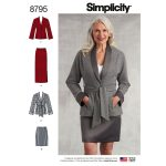 Simplicity Sewing Pattern - 8795-U5