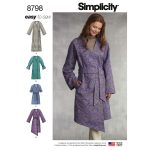 Simplicity Sewing Pattern - 8798-H5